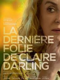 Filmplakat Der Flohmarkt der Madame Claire - La dernière folie de Claire Darling - franz. OmU