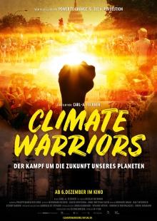 Filmplakat Climate Warriors