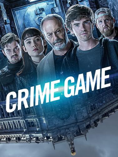 Filmplakat Crime Game OmU (The Vault)