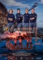 Filmplakat Wellenbrecherinnen – Im Ruderboot über den Atlantik