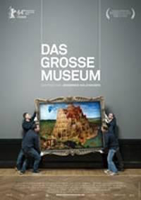 Filmplakat Das große Museum