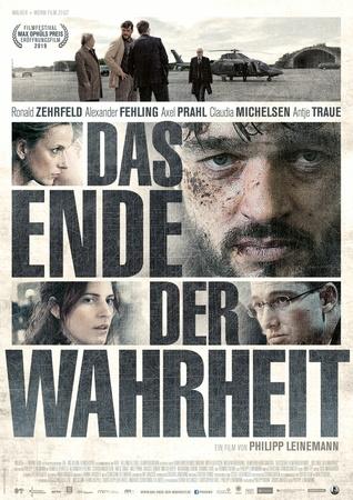 Filmplakat Das Ende der Wahrheit