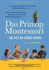 Filmplakat Das Prinzip Montessori - Die Lust am Selber-Lernen