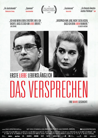 Filmplakat DAS VERSPRECHEN - Erste Liebe lebenslänglich