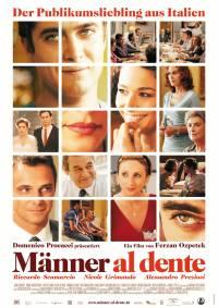 Filmplakat Männer al Dente - MINE VAGANTI - ital. OmU