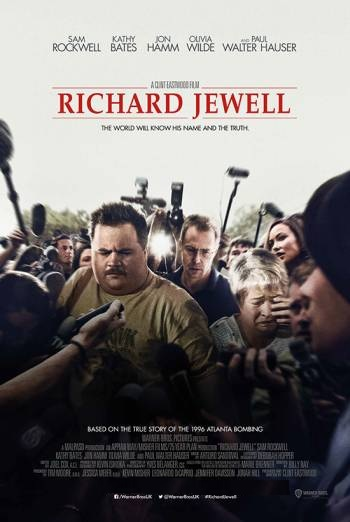 Filmplakat Der Fall Richard Rewell - Jewell - engl. OmU