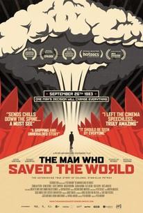 Filmplakat Der Mann, der die Welt rettete