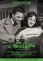 Filmplakat Die Müßiggänger - I Vitelloni - ital. OmU