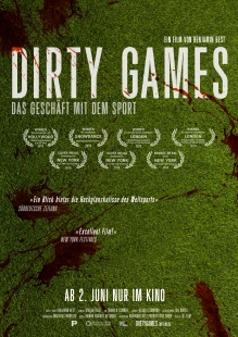 Filmplakat Dirty Games