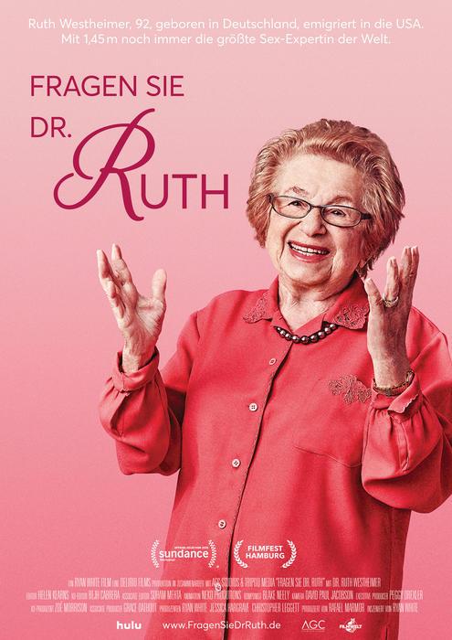 Filmplakat Fragen Sie Dr. Ruth