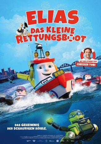 Filmplakat Elias - Das kleine Rettungsboot