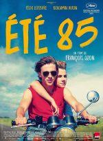 Filmplakat Sommer 85 - Été 85 - franz. OmU