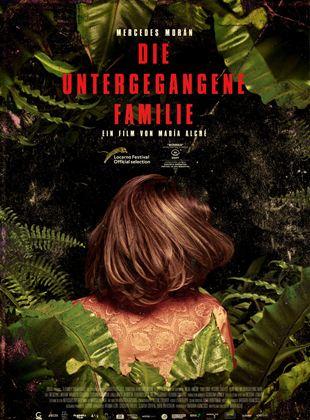 Filmplakat Familia sumergida - Die untergegangene Familie - span. OmU