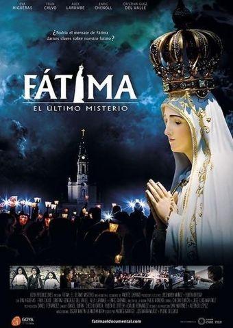 Filmplakat Fatima - das letzte Geheimnis