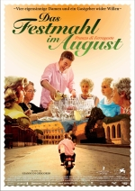 Filmplakat Das Festmahl im August - PRANZO DI FERRAGOSTO - ital. OmU