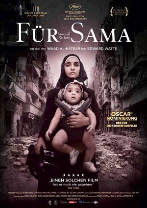 Filmplakat Für Sama OmU