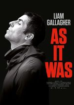 Filmplakat Liam Gallagher: As It Was