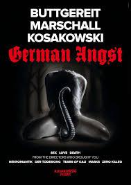 Filmplakat German Angst