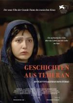 Filmplakat Geschichten aus Teheran OmU - Persisch mit dt Untertiteln