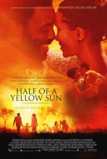 Filmplakat Half of a Yellow Sun - engl. OF