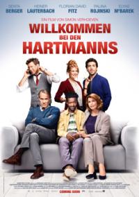 Filmplakat Willkommen bei den Hartmanns
