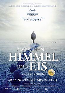 Filmplakat Zwischen Himmel und Eis