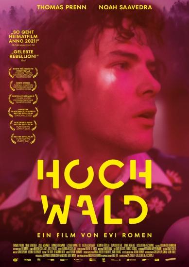 Filmplakat Hochwald