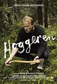 Filmplakat HOGGEREN / THE TREE FELLER - norwegische OmU