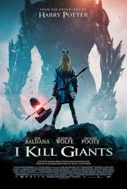 Filmplakat I KILL GIANTS - engl. OmU