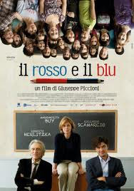 Filmplakat IL ROSSO E IL BLU - Rot und Blau - ital. OmU