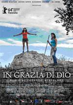 Filmplakat IN GRAZIA DI DIO - Ein neues Leben - ital. OmU