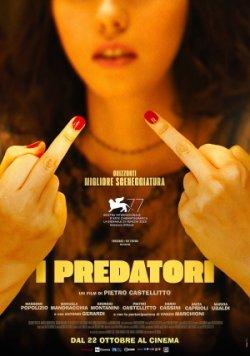 Filmplakat I Predatori - Die Raubtiere - ital. OmU