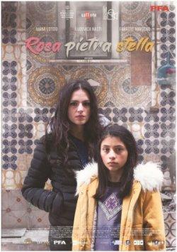 Filmplakat Rosa pietra stella - Rose, Stein und Stern - ital. OmU