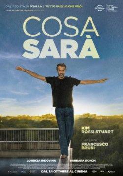 Filmplakat Cosa sarà - Alles wird gut - ital. OmU