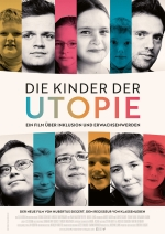 Filmplakat Kinder der Utopie