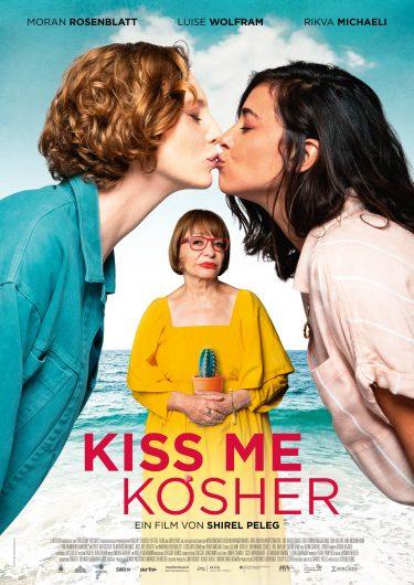 Filmplakat KISS ME KOSHER