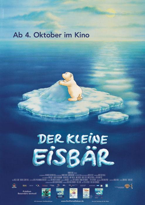 Filmplakat Der kleine Eisbär