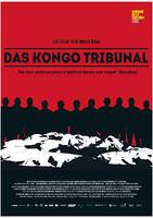 Filmplakat Das Kongo Tribunal