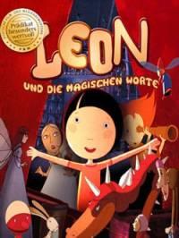 Filmplakat Leon und die magischen Worte