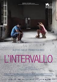Filmplakat L'INTERVALLO - Die Pause - ital. OmU