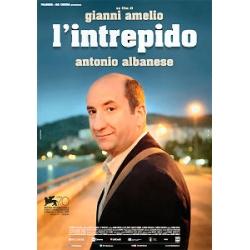 Filmplakat L'INTREPIDO - Die Leichtigkeit des Glücklichseins - ital. OmU