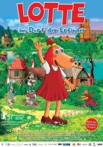 Filmplakat Lotte im Dorf der Erfinder