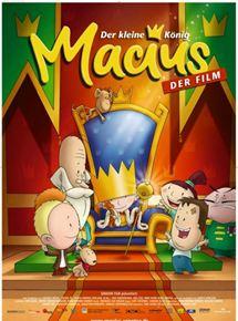Filmplakat Der kleine König Macius