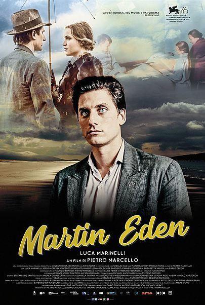 Filmplakat Martin Eden - ital - OmU