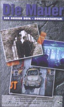 Filmplakat Die Mauer