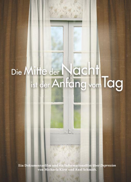 Filmplakat Die Mitte der Nacht ist der Anfang vom Tag
