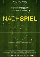 """Filmplakat Nachspiel - """"Trilogie des Fußballer-Lebens"""""""