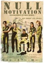 Filmplakat Null Motivation OmU - Hebräisch mit dt Untertiteln