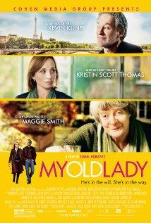 Filmplakat MY OLD LADY engl. OmU - Vorpremiere