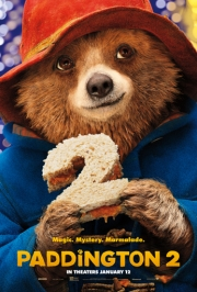 Filmplakat PADDINGTON 2 - deutsch und engl. OmU